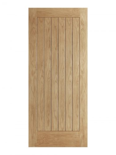 Norfolk Oak External Door