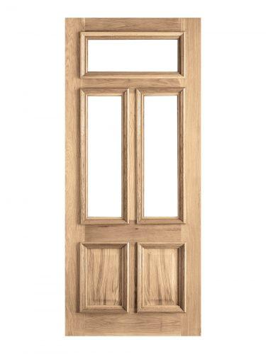 Danielle Oak Unglazed External Door