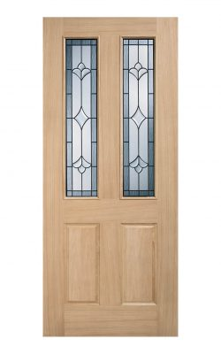 LPD Salisbury Oak Part L Glazed External DoorLPD Salisbury Oak Part L Glazed External Door