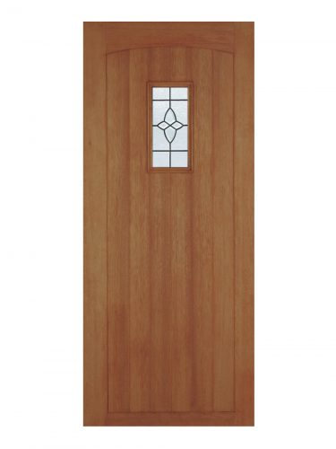 Cottage Hardwood Glazed External Door