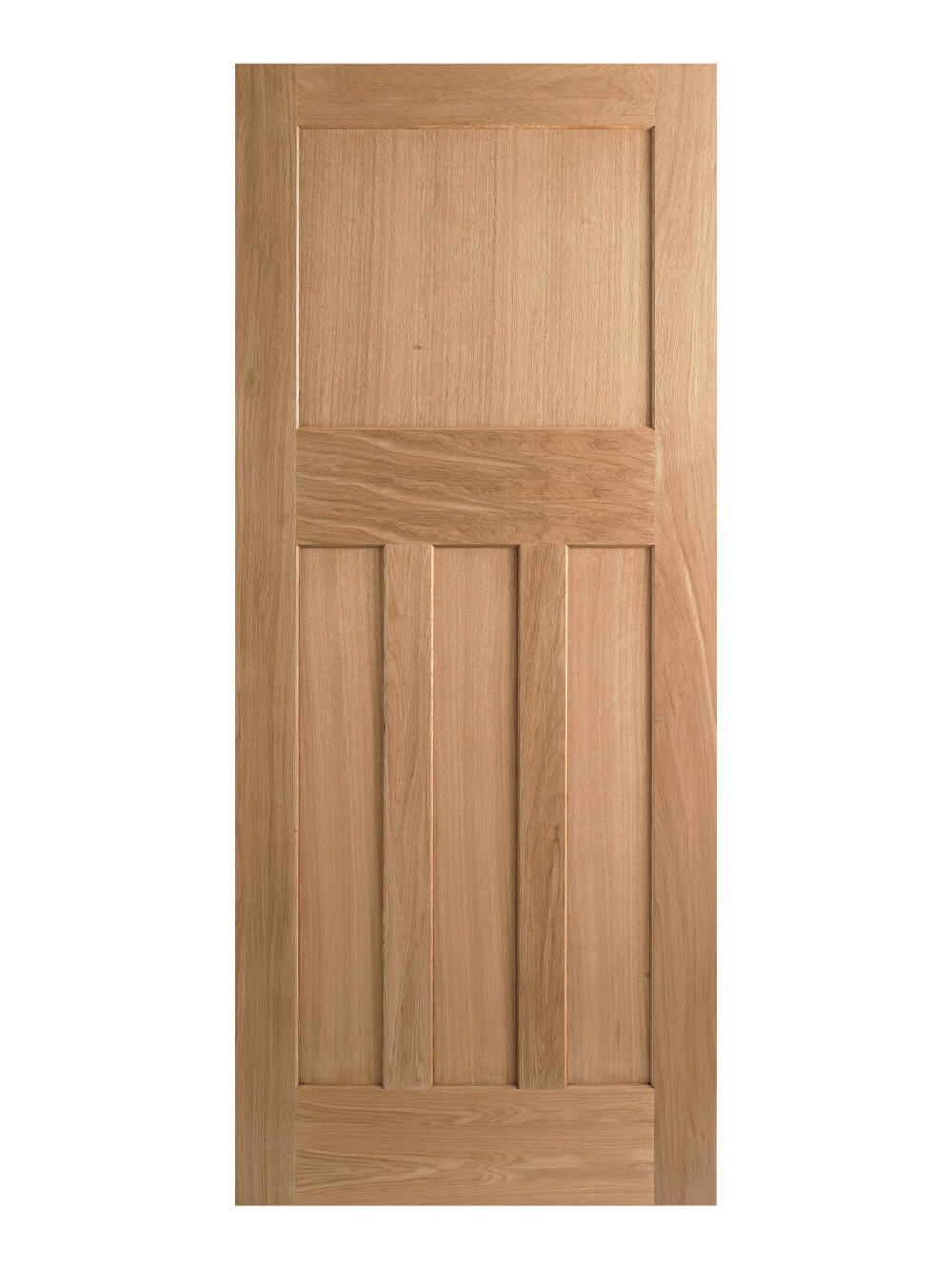 1930u0027s Oak 4 Panel Unfinished Internal Door  sc 1 st  Early Doors Ltd & 1930s Doors 1930u0027s Style Doors For Sale Online | Early Doors Ltd pezcame.com