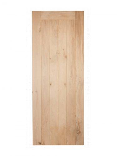 Oak Framed Ledged and Braced Internal Door
