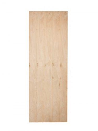Oak Ledged and Braced Internal Door