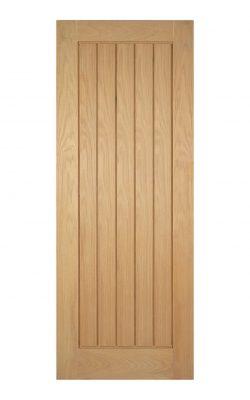 Oak Fire Doors