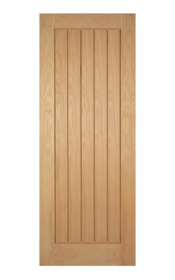 LPD Pre-Finished Oak Mexicano FD30 Fire DoorLPD Pre-Finished Oak Mexicano FD30 Fire Door