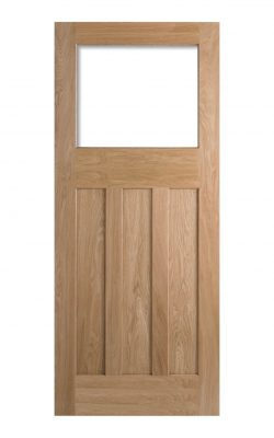 LPD 1930's Oak 4 Panel Internal Unglazed DoorLPD 1930's Oak 4 Panel Internal Unglazed Door