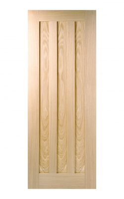 Unfinished Oak Idaho Internal Fire Door