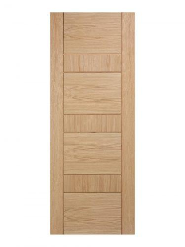 LPD Pre-Finished Oak Edmonton FD30 Fire Door