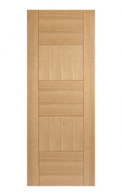 Pre-Finished Oak Quebec Internal Fire Door