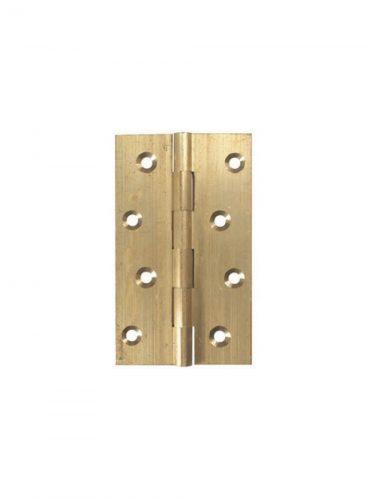 "4"" Solid Brass Hinge (102mm x 60mm)"
