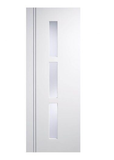 Sierra Blanco Glazed Internal Door - Metric