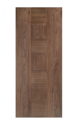 Catalonia Internal Walnut Fire Door -Metric