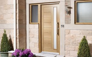 External Timber Doors