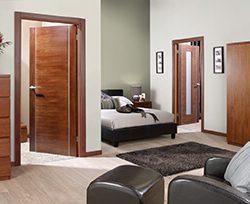 LPD Walnut Alcaraz Internal Door - Imperial