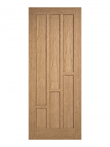 LPD Oak Coventry Pre-Finished Internal Door - Imperial