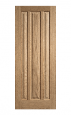 LPD Oak Kilburn Unfinished Internal Door - ImperialLPD Oak Kilburn Unfinished Internal Door - Imperial