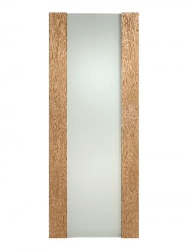 LPD Oak Toronto 1 Light Internal Glazed Door - Imperial