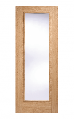 LPD Oak Vancouver Pattern 10 - 1 Light Internal Glazed Door - MetricLPD Oak Vancouver Pattern 10 - 1 Light Glazed FD30 Fire Door - Imperial