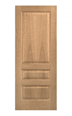 LPD Oak Contemporary 3 Panel FD30 Fire Door - ImperialLPD Oak Contemporary 3 Panel FD30 Fire Door - Imperial