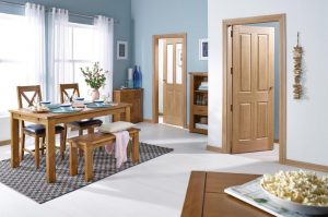 fire doors UK Georgian internal doors_Regency Oak