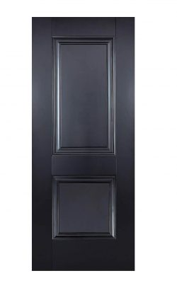 LPD Black Arnhem Internal FD30 Fire DoorLPD Black Arnhem Internal FD30 Fire Door