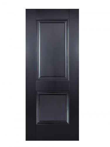 Black Arnhem FD30 Fire Door