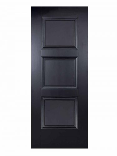 LPD Black Amsterdam FD30 Fire Door