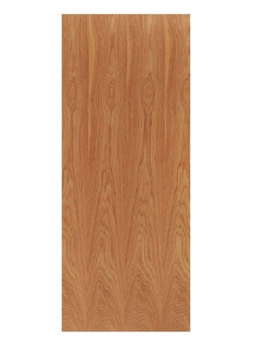 LPD Firecheck Blank Hardwood Lipped  FD30 Fire Door