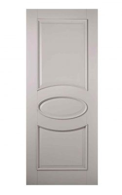 LPD Grey Versailles FD30 Fire DoorLPD Grey Versailles FD30 Fire Door