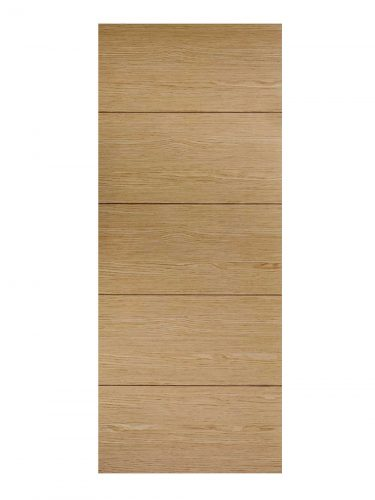 Oak Lille FD30 Fire Door.