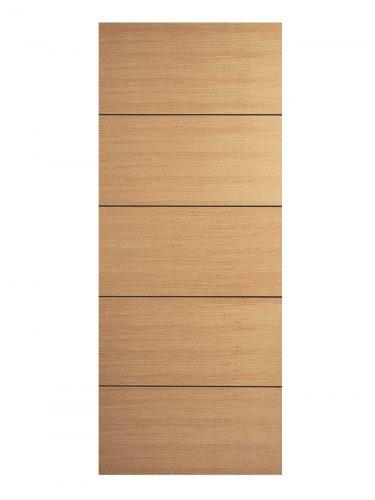 LPD Oak Santandor FD30 Fire Door