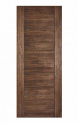 LPD Walnut Laminated Vancouver FD30 Fire DoorLPD Walnut Laminated Vancouver FD30 Fire Door