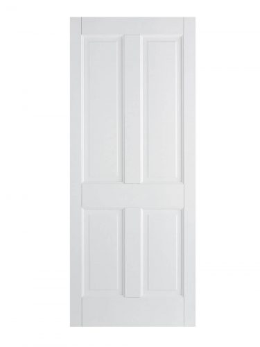 LPD White Canterbury 4-Panel FD30 Fire Door