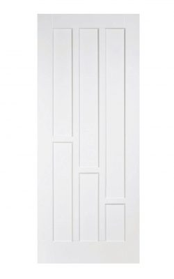 LPD White Coventry FD30 Fire DoorLPD White Coventry FD30 Fire Door