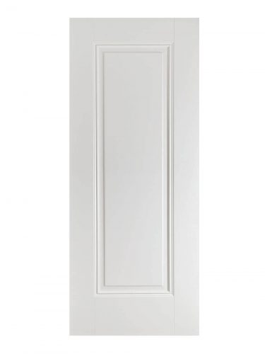White Eindhoven FD30 Fire Door