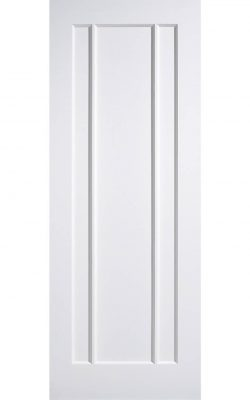 White Fire Doors