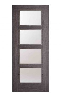 LPD Ash Grey Vancouver Internal Glazed Door 4LLPD Ash Grey Vancouver Internal Glazed Door 4L