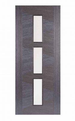 LPD Ash Grey Zeus Internal Glazed Door 3LLPD Ash Grey Zeus Internal Glazed Door 3L