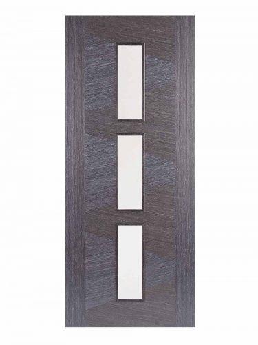 LPD Ash Grey Zeus Internal Glazed Door 3L