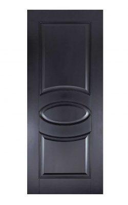 LPD Black Versailles Internal DoorLPD Black Versailles Internal Door
