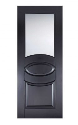 LPD Black Versailles Internal Glazed DoorLPD Black Versailles Internal Glazed Door