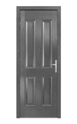 LPD Carsington Grey Composite External Door SetLPD Carsington Grey Composite External Door Set