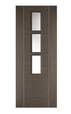 LPD Chocolate Grey Alcaraz Internal Glazed Door 3LLPD Chocolate Grey Alcaraz Internal Glazed Door 3L
