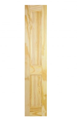 LPD Clear Pine 2-Panel Half DoorLPD Clear Pine 2-Panel Half Door