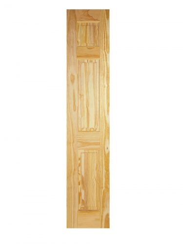 Clear Pine 3P Half Door