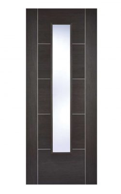 LPD Dark Grey Laminated Vancouver Internal Glazed DoorLPD Dark Grey Laminated Vancouver Internal Glazed Door