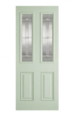 LPD GRP Malton Green External Glazed Door 2LLPD GRP Malton Green External Glazed Door 2L