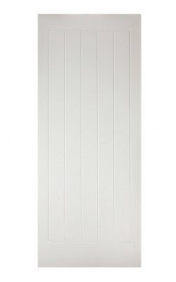 LPD GRP Mexicano White External DoorLPD GRP Mexicano White External Door