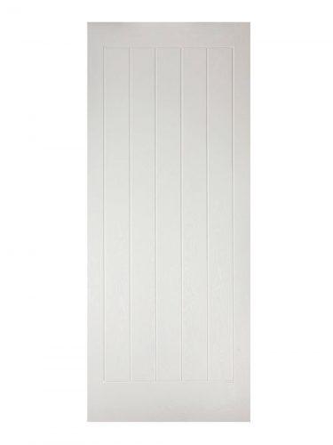 LPD GRP Mexicano White External Door