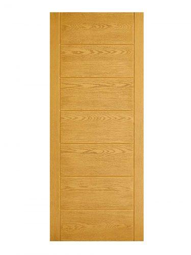 LPD GRP Modica Oak External Door